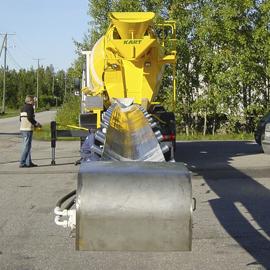 betoninkuljetusauto